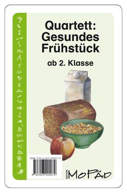 Quartett: Gesundes Frühstück von Eichhorn,  Frank