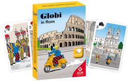 Quartett Globi in Rom