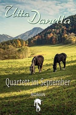Quartett im September von Danella,  Utta