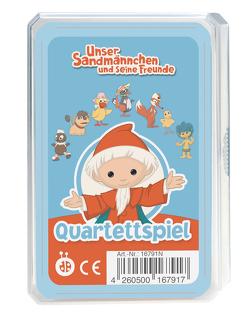 """Quartettspiel """"Unser Sandmännchen"""""""