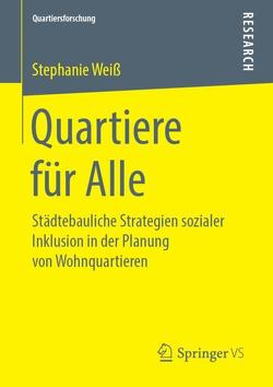 Quartiere für Alle von Weiss,  Stephanie