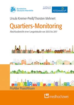 Quartiers-Monitoring von Kremer-Preiss,  Ursula, Mehnert,  Thorsten