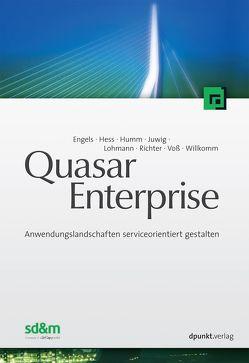 Quasar Enterprise von Engels,  Gregor, Hess,  Andreas, Humm,  Bernhard, Juwig,  Oliver, Lohmann,  Marc