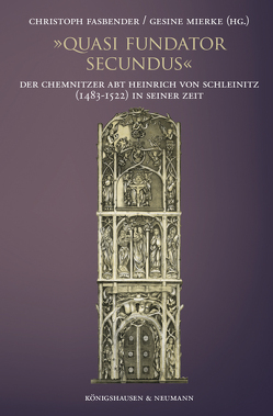 »quasi fundator secundus« von Fasbender,  Christoph, Mierke,  Gesine