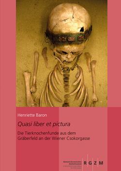 Quasi liber et pictura von Baron,  Henriette
