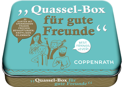 Quassel-Box für gute Freunde