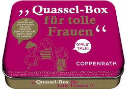 Quassel-Box für tolle Frauen