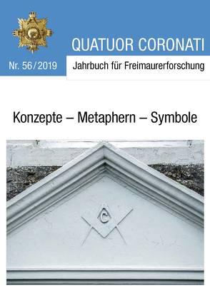 Quatuor Coronati Jahrbuch für Freimaurerforschung Nr. 56/2019