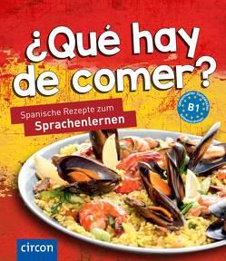 ¿Qué hay de comer? von Martínez Muñoz,  Elena, Montes Vicente,  María