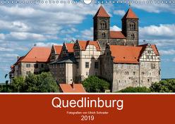 Quedlinburg 2019 (Wandkalender 2019 DIN A3 quer) von Schrader,  Ulrich