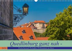 Quedlinburg ganz nah – Welterbestadt Weltoffen Willkommen im Harz (Wandkalender 2020 DIN A3 quer) von Fotografie,  ReDi