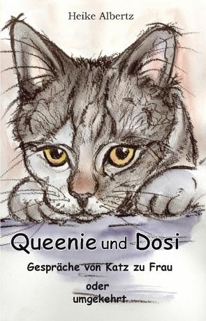 Queenie und Dosi von Albertz,  Heike