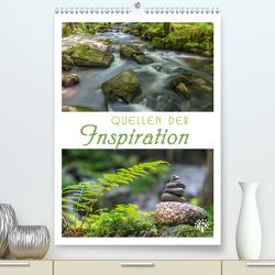 Quellen der Inspiration (Premium, hochwertiger DIN A2 Wandkalender 2021, Kunstdruck in Hochglanz) von Agnes Müringer,  Enikö, Mueringer,  Christian