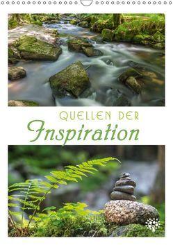 Quellen der Inspiration (Wandkalender 2019 DIN A3 hoch) von Agnes Müringer,  Enikö, Mueringer,  Christian