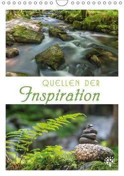 Quellen der Inspiration (Wandkalender 2019 DIN A4 hoch) von Agnes Müringer,  Enikö, Mueringer,  Christian