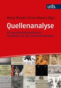 Quellenanalyse von Rhode,  Maria, Wawra,  Ernst