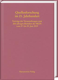Quellenforschung im 21. Jahrhundert von Hartmann,  Martina, Zimmerhackl,  Horst