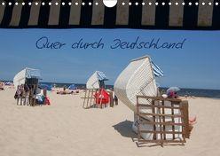 Quer durch Deutschland (Wandkalender 2018 DIN A4 quer) von Falk,  Dietmar