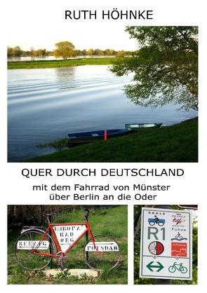 Quer durch Deutschland von Höhnke,  Ruth