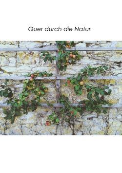 Quer durch die Natur von Giefers,  Hildegard