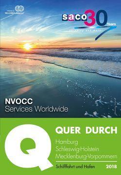 QUER DURCH HAMBURG Schifffahrt und Hafen 2018
