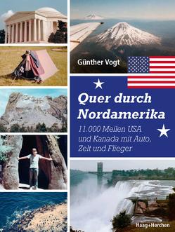 Quer durch Nordamerika von Vogt,  Günther