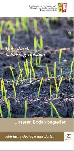 Quer durch Schleswig-Holstein von Polte,  Stefan