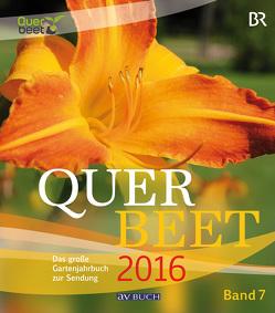 Querbeet Band 7 (2016) von Bode,  Tobias, Nitsche,  Sabrina, Schade,  Julia