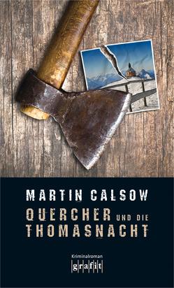 Quercher und die Thomasnacht von Calsow,  Martin