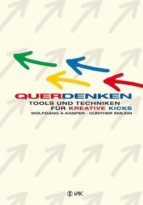 QuerDenken von Emlein,  Günther, Gießler,  Wolfgang, Kasper,  Wolfgang A