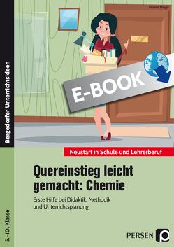 Quereinstieg leicht gemacht: Chemie von Meyer,  Cornelia