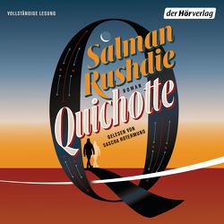 Quichotte von Herting,  Sabine, Rotermund,  Sascha, Rushdie,  Salman