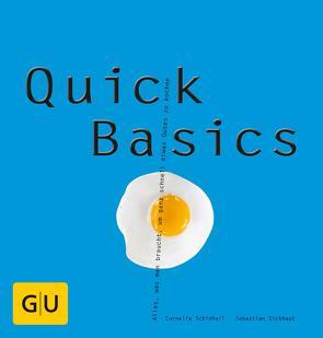 Quick Basics von Dickhaut,  Sebastian, Schinharl,  Cornelia