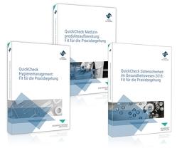 QuickCheck-Reihe: Fit für die Praxisbegehung