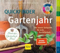 Quickfinder Gartenjahr von Barlage,  Andreas, Goss,  Brigitte, Schuster,  Thomas