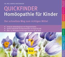 Quickfinder- Homöopathie für Kinder von Wiesenauer,  Markus