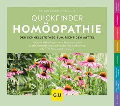 Quickfinder Homöopathie von Wiesenauer,  Markus