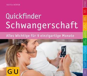Quickfinder Schwangerschaft von Höfer,  Silvia