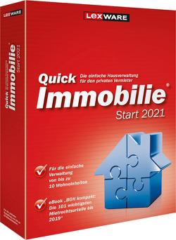QuickImmobilie Start 2021