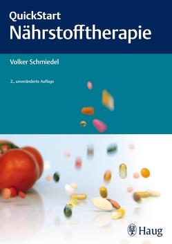 QuickStart Nährstofftherapie von Schmiedel,  Volker