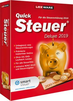 QuickSteuer Deluxe 2019
