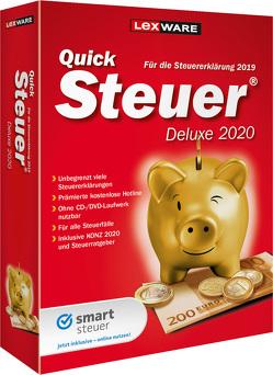 QuickSteuer Deluxe 2020