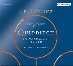 Quidditch im Wandel der Zeiten von Beck,  Rufus, Fritz,  Klaus, Rowling,  J. K.