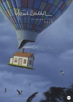 Quint Buchholz: Augenblicke – Kalender 2019 von Buchholz,  Quint, Heye