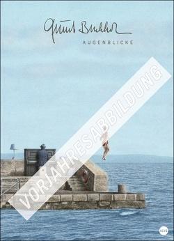 Quint Buchholz: Augenblicke Kalender 2022 von Buchholz,  Quint, Heye