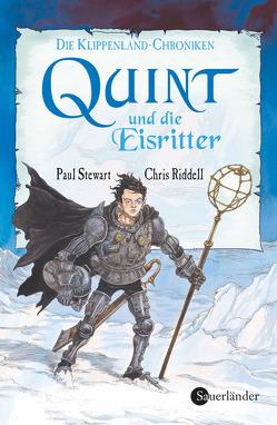Quint und die Eisritter von Riddell,  Chris, Stewart,  Paul