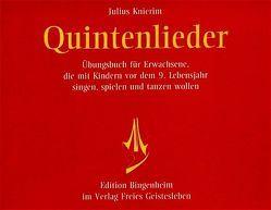 Quintenlieder von Knierim,  Julius