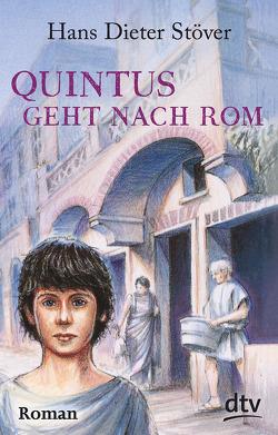 Quintus geht nach Rom von Stöver,  Hans Dieter