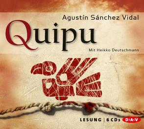 Quipu von Deutschmann,  Heikko, Sánchez Vidal,  Agustín
