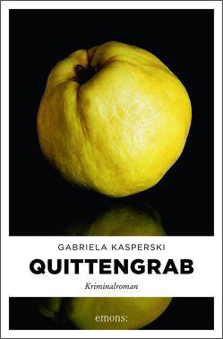 Quittengrab von Kasperski,  Gabriela
